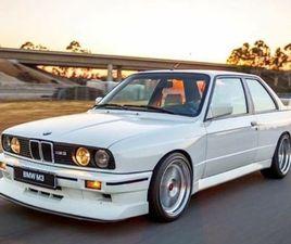 BMW - M3 E30 COMPRO