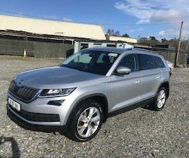 181 SKODA KODIAQ 2.0 TDI 150 BHP 4X4 STYLE 7 SEATS FOR SALE IN WEXFORD FOR €31995 ON DONED