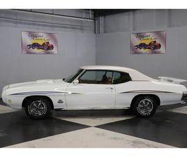 FOR SALE: 1970 PONTIAC GTO (THE JUDGE) IN LILLINGTON, NORTH CAROLINA