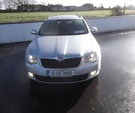 SKODA SUPERB 1.6 TDI CR S 103BHP 5DR FOR SALE IN GALWAY FOR €8250 ON DONEDEAL
