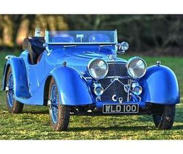 1938 JAGUAR SS100 3.5 LITRE BY LEONIDA & CO
