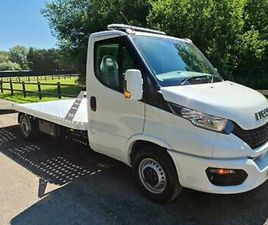 2020 IVECO DAILY 140BHP RECOVERY TRUCK CAR TRANSPORTER AC CRUISE CONTROL