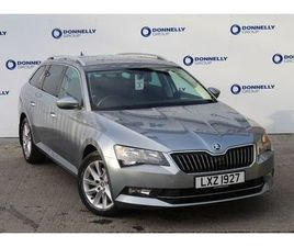 2017 SKODA SUPERB 2.0 TDI CR SE TECHNOLOGY 5DR