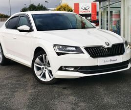SKODA SUPERB 2.0 TDI CR DPF SE L EXECUTIVE (S/S) 5DR
