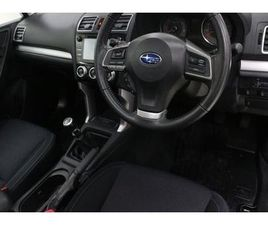 2015 SUBARU FORESTER 2.0D XC 5DR