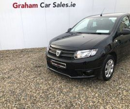 DACIA SANDERO, 2017 FOR SALE IN LIMERICK FOR €7999 ON DONEDEAL