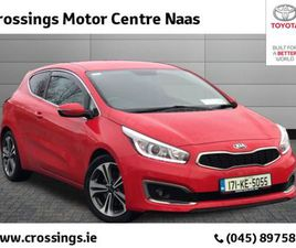KIA PRO CEED FROM 56 PER WEEK PRO-CEED 1.0 T-G FOR SALE IN KILDARE FOR €12,888 ON DONEDEAL