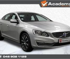 VOLVO S60 2.0 DIESEL D2 SE FOR SALE IN MEATH FOR €20990 ON DONEDEAL