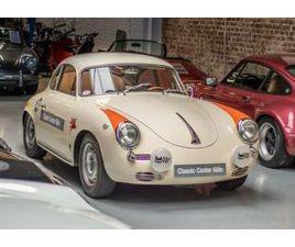 PORSCHE 356 B COUPE *OUTLAW 356 CARRERA