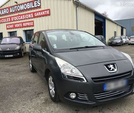 PEUGEOT 5008 1.6 HDI 110 CONFORT PACK 7 PLACES