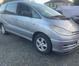 TOYOTA PREVIA 2.4 CDX 5DR (7 SEATS)++ FULL MOT ON PURCHASE ++