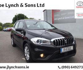 SUZUKI SX4 S-CROSS S-CROSS 1.0 BOOSTERJET SZ4 5DR FOR SALE IN WESTMEATH FOR €15945 ON DONE