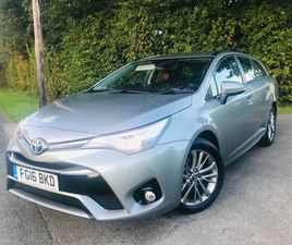 £7,990|TOYOTA AVENSIS 2.0 D-4D BUSINESS EDITION TOURING SPORTS (S/S) 5DR