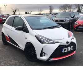 TOYOTA YARIS HATCHBACK SPECIAL EDITIONS 1.8 SUPERCHARGED GRMN EDITION 3DR