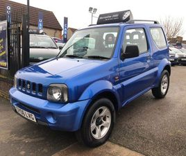SUZUKI JIMNY 1.3 JLX 3DR* SERVICED *MOT'D *GUARANTEED