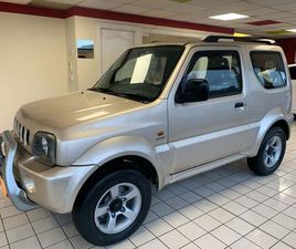 SUZUKI JIMNY 1.3 JLX 3DRJUST SERVICED. 4WD OR 2WD