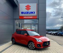 2019 SUZUKI SWIFT 1.4 BOOSTERJET SPORT 5DR