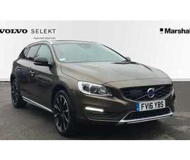 2016 (16) VOLVO V60 D4 (190BHP) AWD CROSS COUNTRY LUX NAV AUTOMATIC