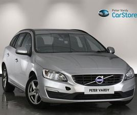 2016 VOLVO V60 D4 [190] BUSINESS EDITION 5DR GEARTRONIC