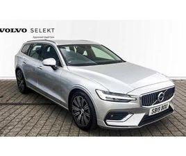 2019 VOLVO V60 2.0 T5 INSCRIPTION 5DR AUTO