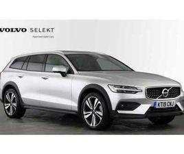 2019 (19) VOLVO V60 CROSS COUNTRY