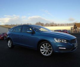 VOLVO V60 1.6 D2 BUSINESS EDITION (S/S) 5DRFULL SERVICE HISTORY