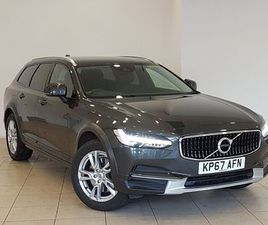 2017 VOLVO V90 2.0 D5 PP CROSS COUNTRY PRO 5DR AWD GEARTRONIC