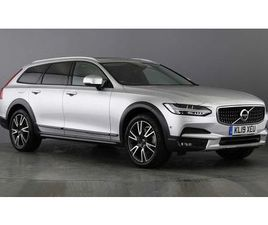 2019 VOLVO V90 2.0 D5 CROSS COUNTRY PLUS 5DR AWD GEARTRONIC