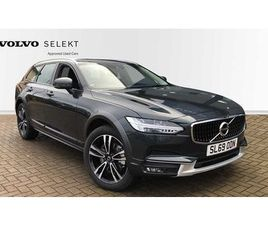 2019 VOLVO V90 2.0 T5 CROSS COUNTRY PLUS 5DR AWD GEARTRONIC