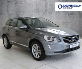 2017 VOLVO XC60 D4 [190] SE LUX NAV 5DR AWD GEARTRONIC