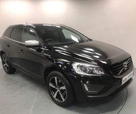 2017 VOLVO XC60 D5 [220] R DESIGN LUX NAV 5DR AWD GEARTRONIC
