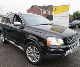 £8,950 VOLVO XC90 2.4 D5 EXECUTIVE GEARTRONIC 4X4 5DR