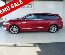 FORD MONDEO VIGNALE 2.0TDCI 150PS 5DR POWERSHIFT FOR SALE IN CORK FOR €32,995 ON DONEDEAL