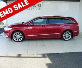 FORD MONDEO VIGNALE 2.0TDCI 150PS 5DR POWERSHIFT FOR SALE IN CORK FOR €32995 ON DONEDEAL