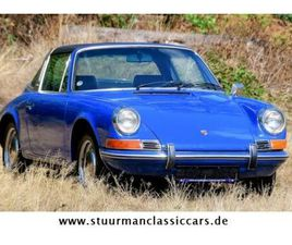 PORSCHE 912 TARGA LONG WHEEL BASE OSSIBLUE MATCHING NRS