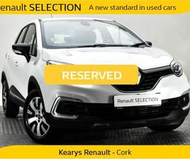 RENAULT CAPTUR EXPRESSION DCI 90 PH2 FOR SALE IN CORK FOR €17,000 ON DONEDEAL