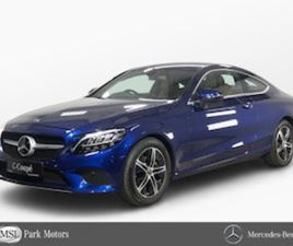 MERCEDES-BENZ C-CLASS 180 COUPE AUTOMATIC - BRAND FOR SALE IN DUBLIN FOR €49946 ON DONEDEA