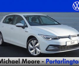 VOLKSWAGEN GOLF STYLE 1.5 ETSI 150BHP MHEV A/T FOR SALE IN OFFALY FOR €35345 ON DONEDEAL