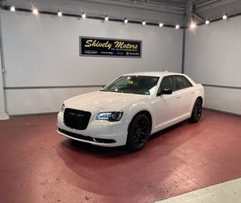 BRAND NEW WHITE COLOR 2020 CHRYSLER 300 TOURING FOR SALE IN SHIPPENSBURG, PA 17257. VIN IS