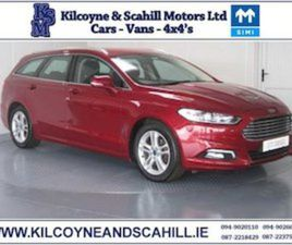 2017 FORD MONDEO 2.0 TDCI ZETEC *FROM €80 PW* FOR SALE IN MAYO FOR €16950 ON DONEDEAL