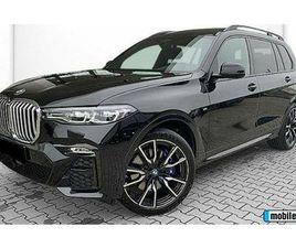 BMW X7 3.0D XDRIVE М-SPORT, 2019Г