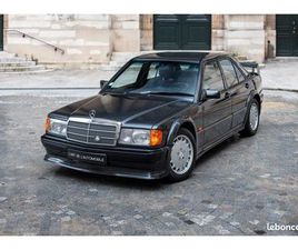 MERCEDES BENZ 190 E 2.5 EVO 1, COLLECTOR EXCELLENT ÉTAT