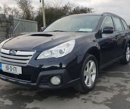 SUBARU OUTBACK 2.0D SX CVT 4DR AUTO FINANCE FROM FOR SALE IN DUBLIN FOR €23,950 ON DONEDEA