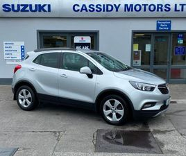 OPEL MOKKA X SC 1.6 CDTI 136PS 67 PER WEEK FOR SALE IN MAYO FOR €18,450 ON DONEDEAL