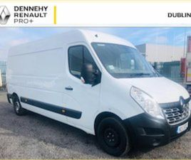 RENAULT MASTER BUSINESS LM 35 C/W BREAD RACKING FOR SALE IN DUBLIN FOR €11500 ON DONEDEAL