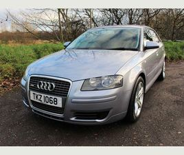 AUDI A3 1.6 SPECIAL EDITION SPORTBACK 5DR+LONG MOT, 17 ALLOYS, 35 MPG+