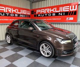 £6,595 AUDI A1 1.4 TFSI S LINE 3DR