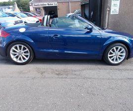 2012 AUDI TT 2.0 TDI QUATTRO SPORT 2D 170 BHP