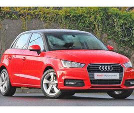 2016 AUDI A1 SPORTBACK SPORT 1.6 TDI 116 PS 5 SPEED