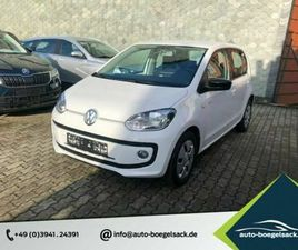 VOLKSWAGEN UP! CUP UP! 1.0 CNG+PDC+TEMPOMAT+SITZHEIZUNG+
